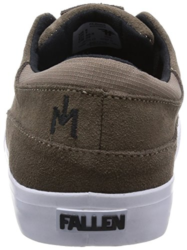 Fallen Men's Roach Afghan Brown Sneaker 11 D - Medium