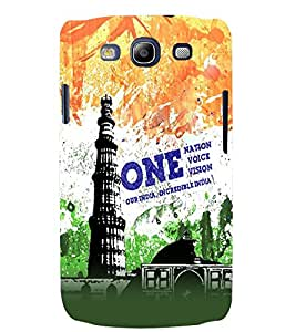 printtech Incredible India Back Case Cover for Samsung Galaxy S3 Neo::Samsung Galaxy S3 Neo i9300i