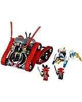 Lego Ninjago Playthèmes - 70504 - Jeu de Construction - Garmatron
