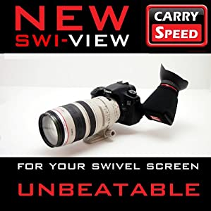 Carry Speed Swi-View for any 3-Inch LCD View Finder