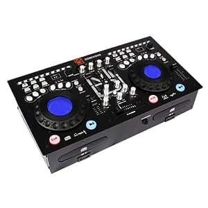 mr dj cdmix500 dj mixer musical instruments. Black Bedroom Furniture Sets. Home Design Ideas