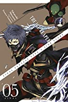 Final Fantasy Type-0 Side Story, Vol. 5: The Ice Reaper (final Fantasy 0-type)