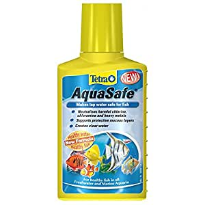 Tetra Aqua Safe Water Conditioner, 250 ml