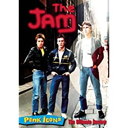 The Jam Punk Icons