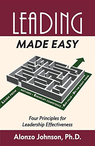 Leading Made Easy: Four Principles for Leadership Effectiveness (The Made Easy Series) (Iv Made Easy compare prices)