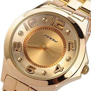 SINOBI Golden Japan Move Luxury Watches/Men/Wrist Watches's Wrist Watch