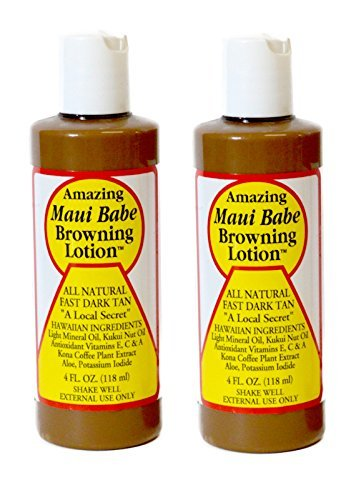 2-Pack-Maui-Babe-Browning-Lotion-4oz