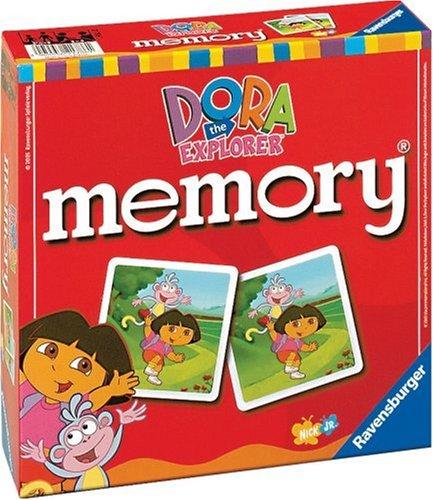 Dora the Explorer Memory Game