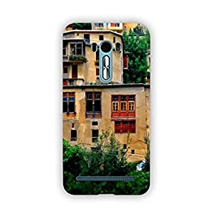 The Palaash Mobile Back Cover for Asus Zenfone Selfie