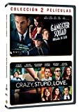 Pack: Gangster Squad + Crazy Stupid Love [DVD]