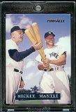 1992 Pinnacle Mickey Mantle # 27 Baseball Card