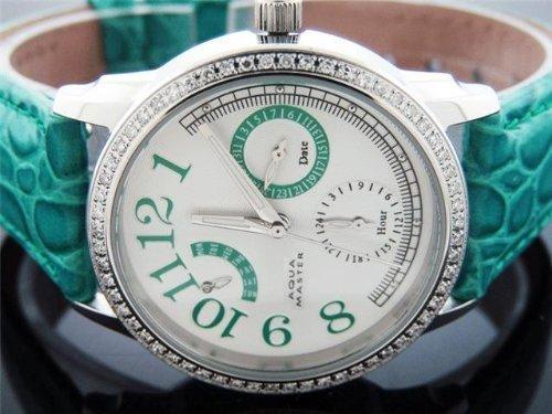 AQUA MASTER AM-50GRE - Reloj de pulsera mujer