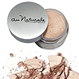 Au Naturale Organic Powder Foundation in Marino