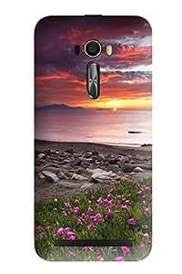 Accedere Printed Back Cover Case for Asus Zenfone Selfie ZD551KL