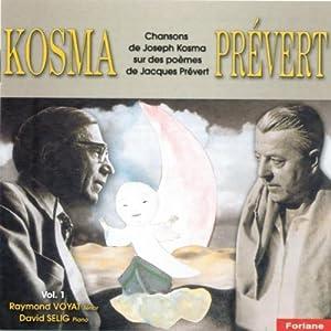 Kosma-Prevert Vol 1 [Import, from US] ご購入はこちらから