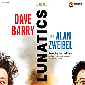 Lunatics Audiobook
