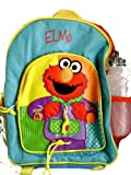 Sesame Street Elmo Large Backpack for Kids - Nice Back to School Item