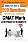 McGraw-Hill Education 500 GMAT Math a...