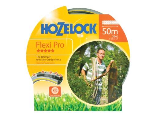 Hozelock 7650 50m 12.5mm Dia Flexi Pro Garden Hose