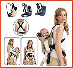 Krevia New Ultra Premium Comfortable Portable Baby Carrier Baby Sling Baby Seat(Color As Per Avability)