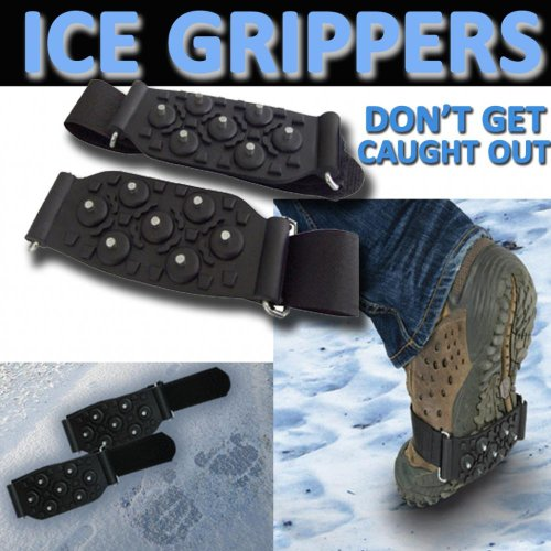 Ice Grippers For Shoes And Boots Review