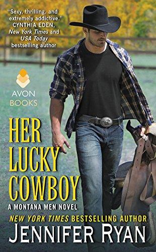 Her Lucky Cowboy A Montana Men #3, Ryan, Jennifer