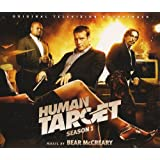 Human Target (Season 1) (Soundtrack) (Expanded 3 Disc Set)