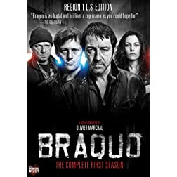 Braquo: Season 1
