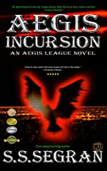 AEGIS INCURSION (Action-Adventure, Sci-Fi, Apocalyptic, standalone + series)