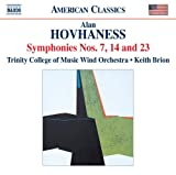Hovhaness: Symphonies 7, 14 and 23