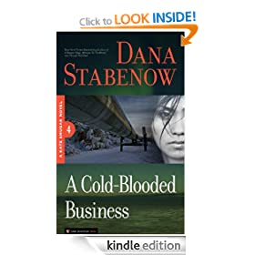 A Cold-Blooded Business (Kate Shugak #4)