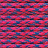 Paracord Planet Nylon 550lb Type III 7 Strand Paracord Made in the U.S.A. -Razzmatazz-