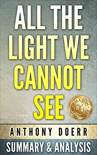 All The Light We Cannot See: A Novel By Anthony Doerr |