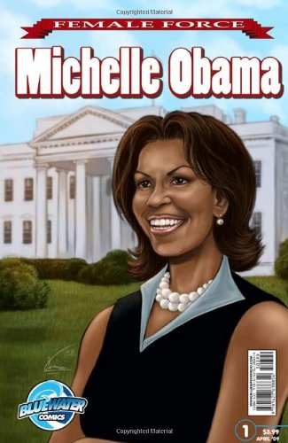 Buy Female Force Michelle Obama Now!