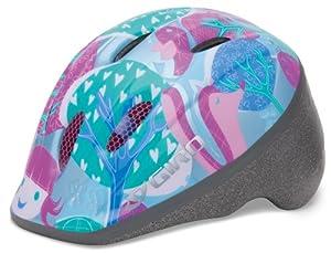 Giro Me2 Infant/Toddler Bike Helmet (LightBlue/Pink Woodland)