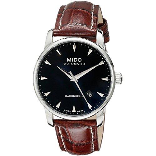 mido-mens-mido-m86004188-baroncelli-analog-display-swiss-automatic-brown-watch