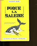Pique la baleine