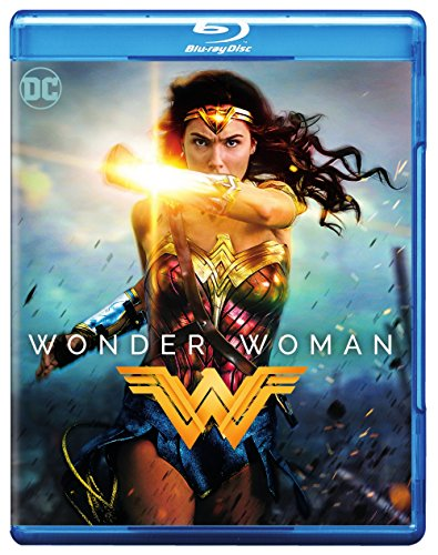 Blu-ray : Wonder Woman (With DVD, 2 Pack, Digitally Mastered in HD, 2 Disc)