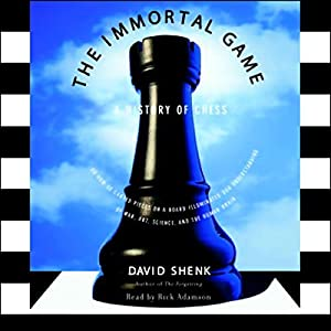 The Immortal Game Audiobook