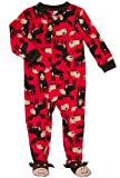 Carters 1-piece Microfleece Pajamas