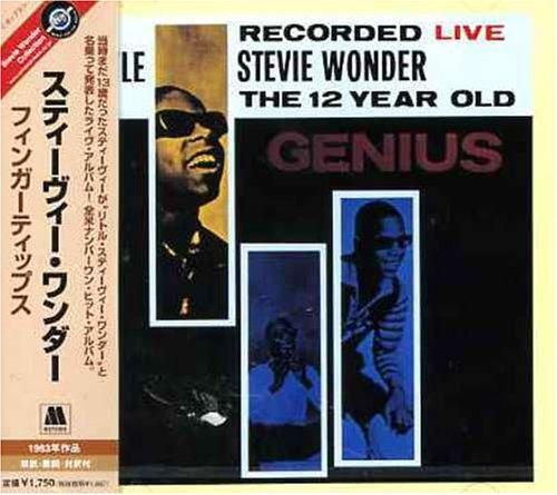 Stevie Wonder - The 12 Year Old Genius - Zortam Music