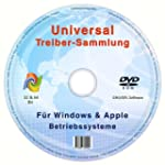 Universal Treiber CD/DVD f�r Apple &...