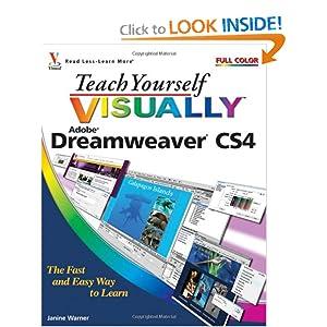 Teach Yourself VISUALLY Dreamweaver CS4 (CourseSmart) Janine Warner