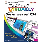 Teach Yourself VISUALLY Dreamweaver CS4by Janine Warner