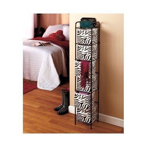 Zebra Print Accessories For Bedroom front-227274