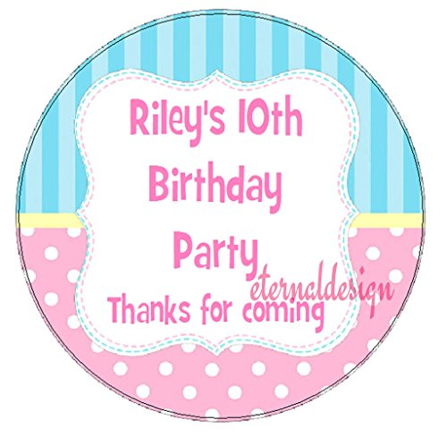 eternal-design-24-x-45mm-personalised-glossy-kids-birthday-party-white-stickers-kbcs-96