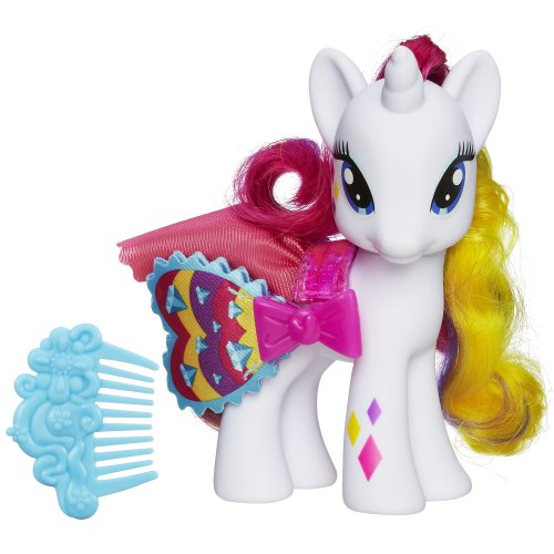 My Little Pony Fashion Style Rarity Pony Figure - 1
