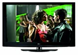 LG 42PQ3000 42 inch Widescreen HD Ready Plasma TV with Freeview   Black home cinema video 