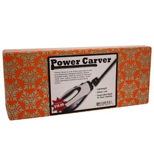 Battery Operated Carving Knife: Cordless Power Carving Knife (760499164798) $20.00