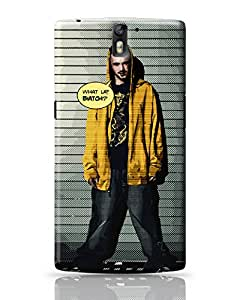 PosterGuy Jesse Pinkman Breaking Bad Inspired Fan Art Quote TV Series Illustration OnePlus One Cover
